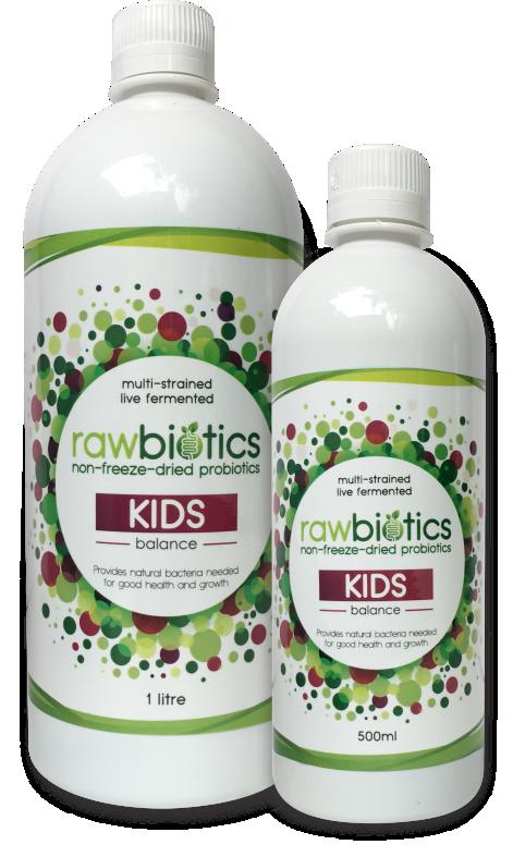 rawbiotics kids